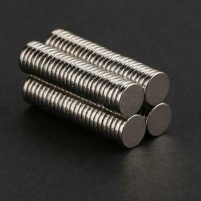 5mm x 1mm Disc Rare Earth Neodymium Super Strong Magnets N35 Craft Model