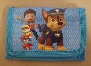 51273ce769 Caricamento dell'immagine in corso Portafoglio-Paw-Patrol-bag-wallet-cartoon -portamonete-cane-