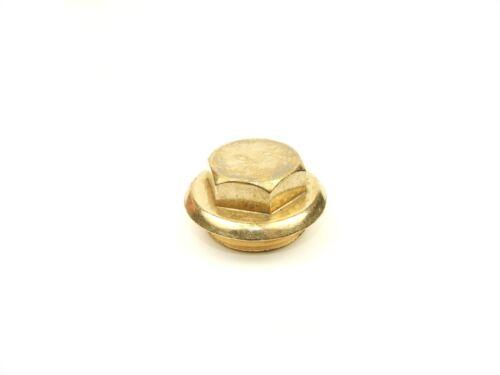 Enchufe de bronce de 1 1//4 BSP 021-04520 Bomba de agua doméstico Lister Latón con Bridas Enchufe
