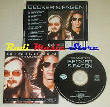 CD BECKER & FAGEN The maasters 1998 ec EAGLE RECORDS EAB CD 086 lp mc dvd