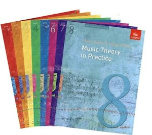 Musical Instruments Music Theory In Practice Abrsm Grade 5 Exam By Eric Taylor Instruction Books & Media