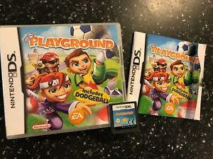 Details about NINTENDO DS DSL DSi XL GAME EA PLAYGROUND +BOX & INSTRUCTIONS  COMPLETE