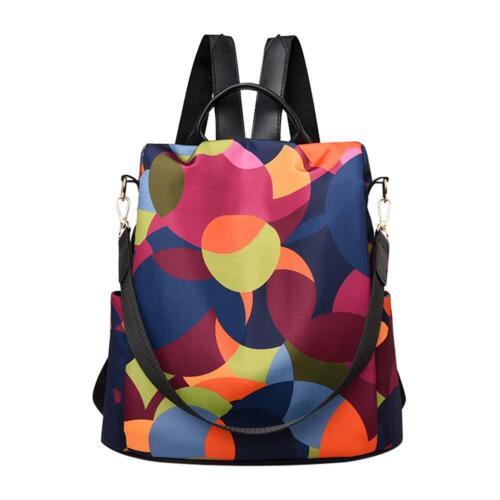 FrauOxford Multifunktion Schultaschen Mädchen Beiläufige Antidiebstahl Rucksäck