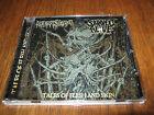 "FLESHCRAWL / SKINNED ALIVE ""Tales of Flesh and Skin"" CD dismember incantation"