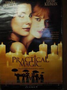 Practical-Magic-1998-Nicole-Kidman-Sandra-Bullock-27x40-Movie-Poster