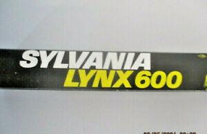 Sylvania LYNX 600  9W 600 Lumen Leuchtstofflampe kaltweiß   (L7#1)