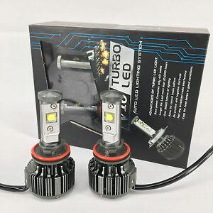 מאוד 2019 V16 Turbo Cree Auto LED Headlight Kit 60W & 7200Lm/Set - H11 CD-23