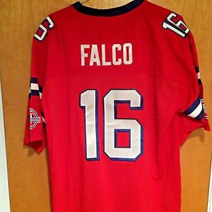 168354df85c Shane Falco  16 The Replacements Football Jersey Keanu Reeves S M L ...