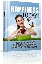 Life Create Happiness Everyday Happiness Today PDF Audio MP3 Resell Rights
