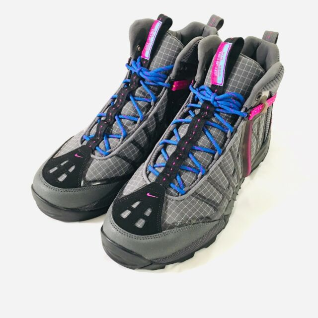 Nike Air Zoom Tallac Lite OG Sneaker Boot ACG Gray Pink Mens Size 10 844018-004