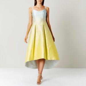 Jacquard vestito Il costava 195 Maxi Coast Ombre Neha £ pEwgAnxw