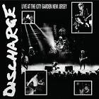 Live At City Garden New Jersey von Discharge (2016)
