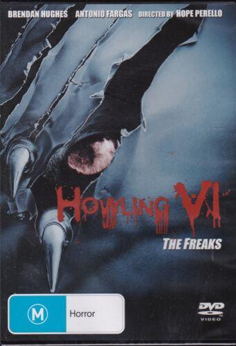 1 of 1 - HOWLING VI - THE FREAKS -Brendan Hughes, Michele Matheson, Sean Sullivan  - DVD