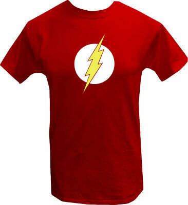 The Flash T Shirt Logo ~ Merchandise T Shirts