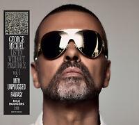 George Michael Listen Without Prejudice Vol 1 MTV Unplugged 2 CD