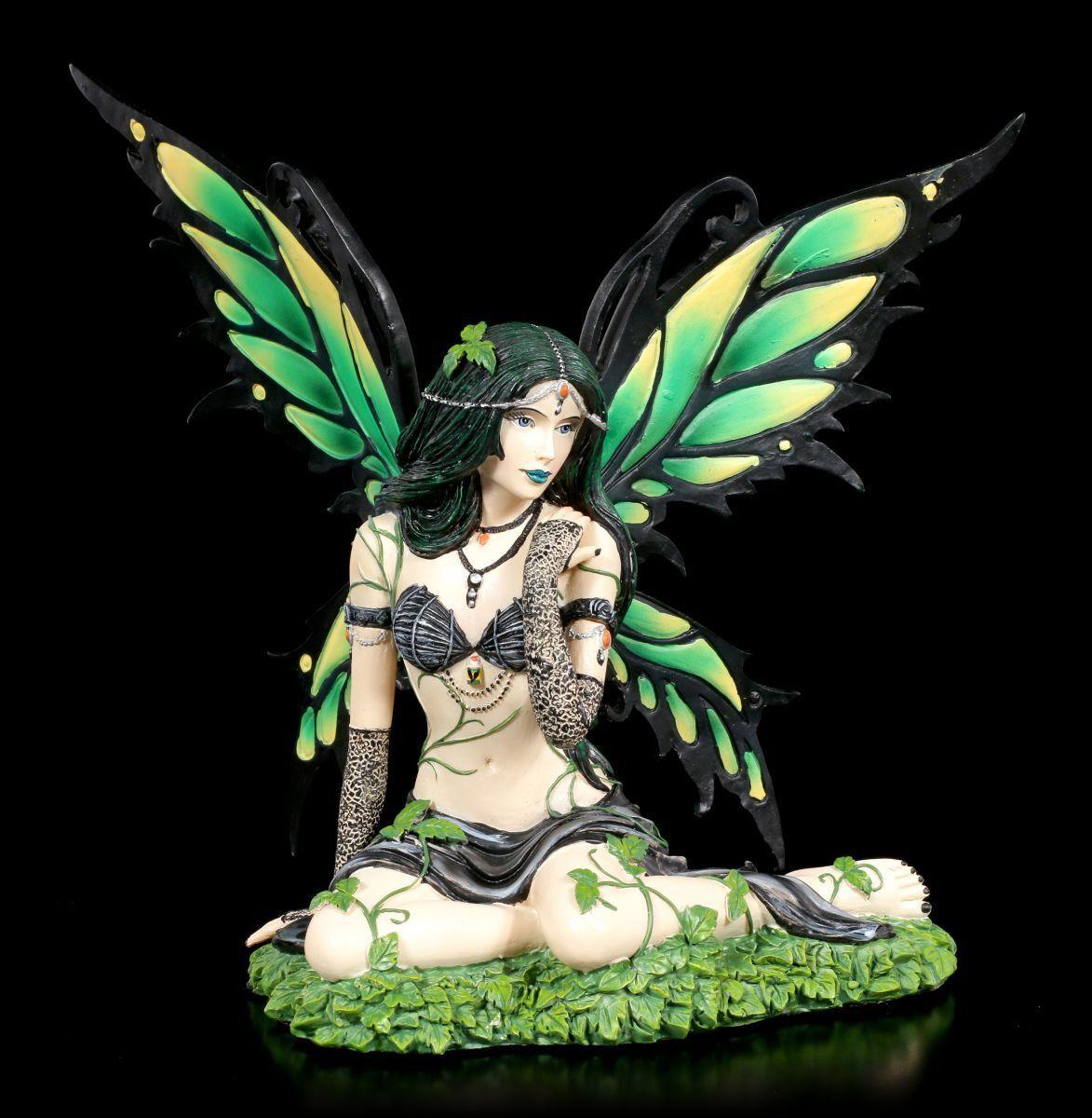 Figura Elfos - Ivy Poison Fairy - Fantasía Hadas Estatua Figura de Decoración