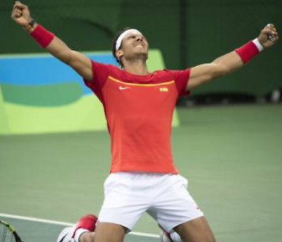 Nike Men/'s Advantage Premier Rafa Sleeveless  Tennis Shirt NWT S,M,L