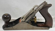 Vintage Stanley No. 3C Type 16 Corrugated Smoothing Plane (1933-41) (INV D434)