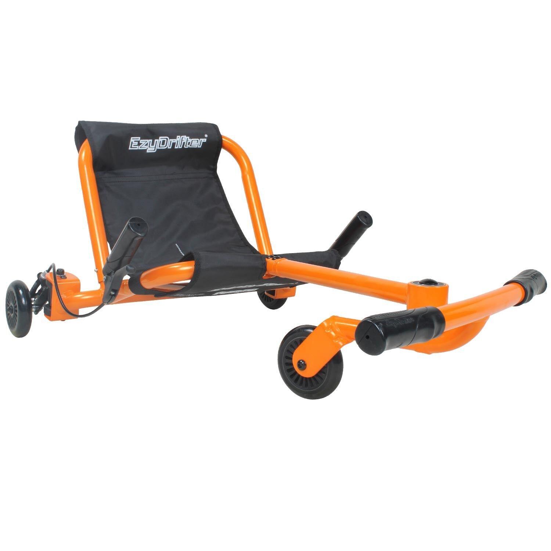 EzyRoller DRIFTER Fun Fahrzeug Dreirad Drift ezy roller Farbe  Orange