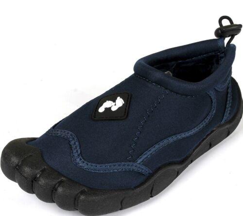 KIDS CHILDS Aqua Wet Shoes wetshoes beach Childrens FEET junior 5-7 adult