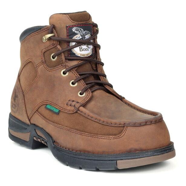 1ac6d3bd104 Georgia Boot Men's Brown 6