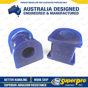 Sway Bar Mount Bush Kit For, SuperPro New MERCEDES-BENZ A-CLASS W176-Front