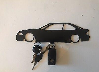Wall Mounted Metal BMW M3 Key Holder