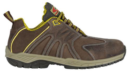 Cofra Set Ball Zapatos Seguridad Con Puntera De Aluminio Tapas /& Entresuela Apt