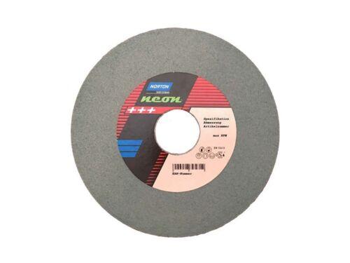 1 x NORTON NEON Schleifscheibe 150 x 20 x 32 mm K 60 grünes Siliziumkarbid Widia