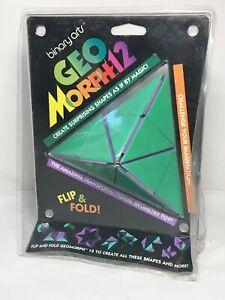 New 1995 Binary Arts Geo Morph 12 Flip And Fold