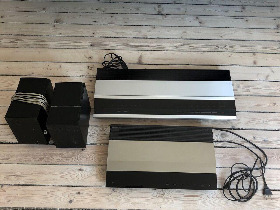 Stereoanlæg , Bang & Olufsen, Beogram CD 4500