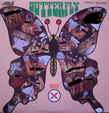 Blowfly - Butterfly LP Weird Wolrd Clarence Reid Party Album Rudy Ray Moore