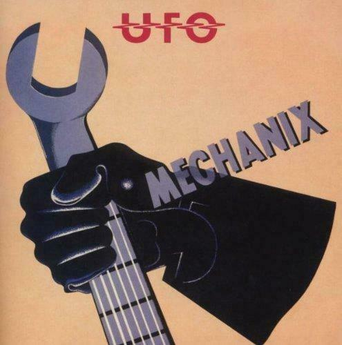 UFO - Mechanix (2009 Digital Remaster + Bonus (NEW CD)
