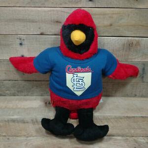 Build-A-Bear-Workshop-BABW-St-Louis-Cardinals-Large-Plush-Cardinal-w-Shirt