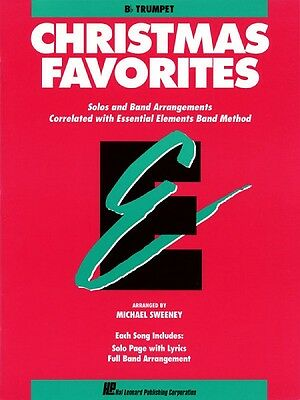 Patriotic Favorites Bb Trumpet Essential Elements Band Folios Book NEW 000860092