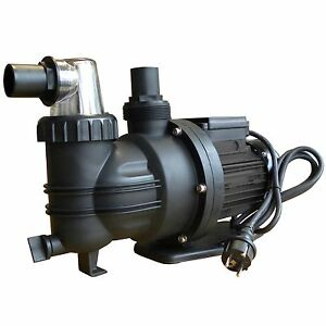 Details about 5 m³/h SELF-SUCTION End Swimming Pool Pump 300 Watt Pool  Filter Pump Swimming Pool Pump- show original title