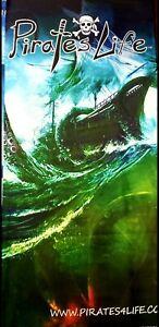 PIRATE-039-S-LIFE-UV-BUFF-Shipwreck-Headwear-Neck-Protection-Mask-Boating-Fishing