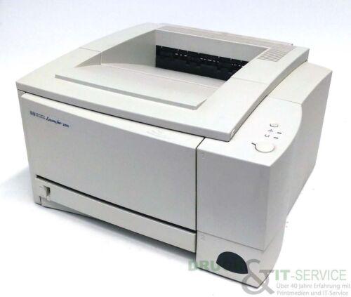 1 von 1 - HP LaserJet 2100 C4170A Laserdrucker sw gebraucht