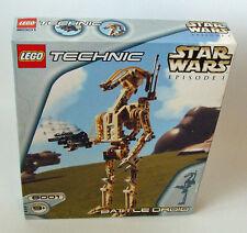 Lego® Star Wars 8001 - Battle Droid 328 Teile 9+ - Neu