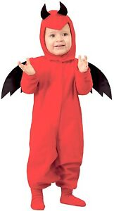Baby-Girls-Boys-Devil-Cute-Halloween-Fancy-Dress-Costume-Outfit-6-24-months