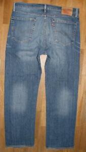 """Levi `S 751 D' Homme Jeans / Levis Blue-Jeans en Bleu W36 """" / L32 """""""