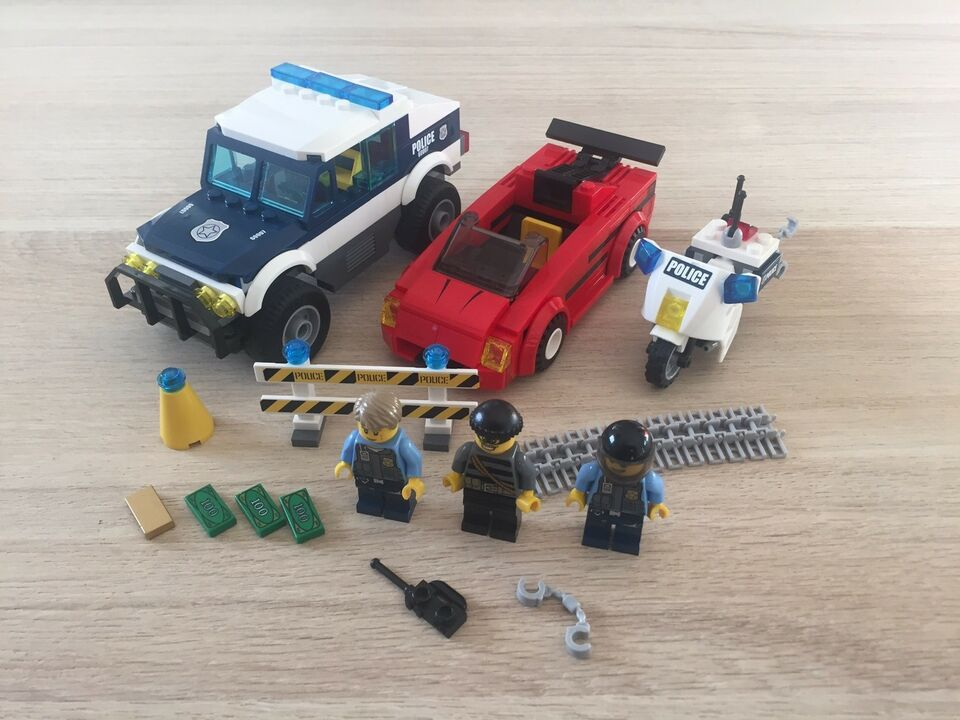 Lego City, 60007 High Speed Chase