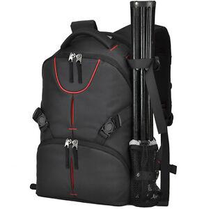 LARGE-DSLR-SLR-Camera-Backpack-Rucksack-Bag-Case-RainCover-For-Nikon-Sony-Canon