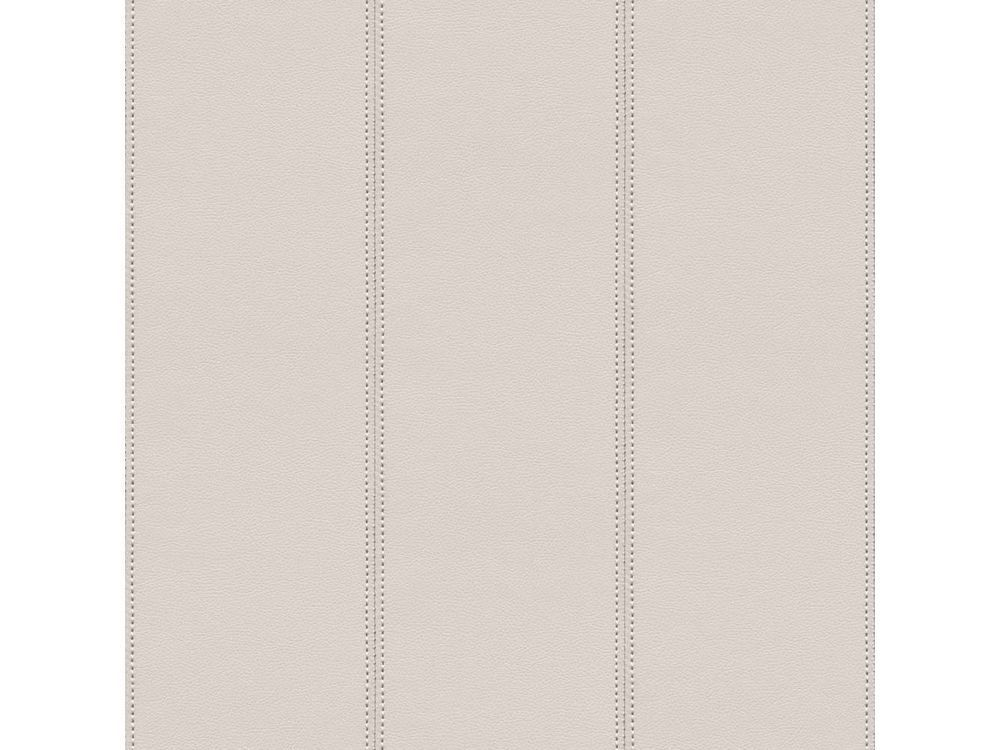 SD102081 Galerie Lined Leather Stitch Effect Feature Wallpaper