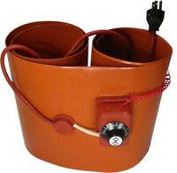 110v/120v 1500w Silicon Band Drum Heater Wvo Oil Biodiesel Plastic Metal Barrel