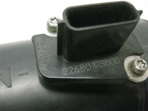 04 INFINITI G35 NISSAN ALTIMA MAXIMA SENTRA MAF MASS AIRFLOW SENSOR 22680 7S000