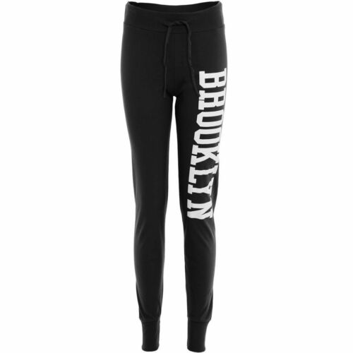 Women Ladies Brooklyn Running Trousers Joggers Jogging Bottoms Tracksuit Pants