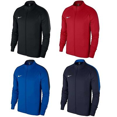 Nike Jacke Herren Trainingsjacke Sport Jacke Dri Fit mit verschließbaren Taschen | eBay