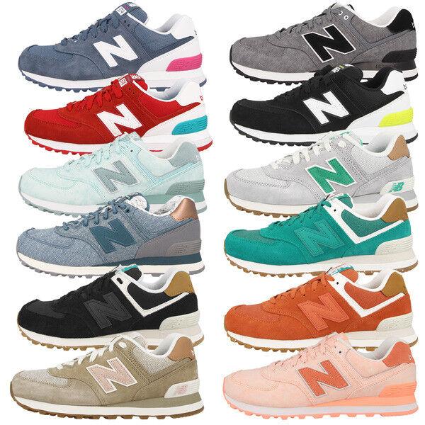 New Balance wl 574 femmes chaussures wl574 loisirs baskets 373 574 410 554