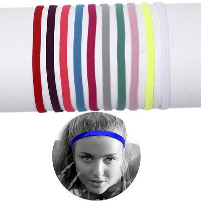Fascia Elastica Per Capelli Più Colori Misure Elasticizzata Sport Yoga Donna 464